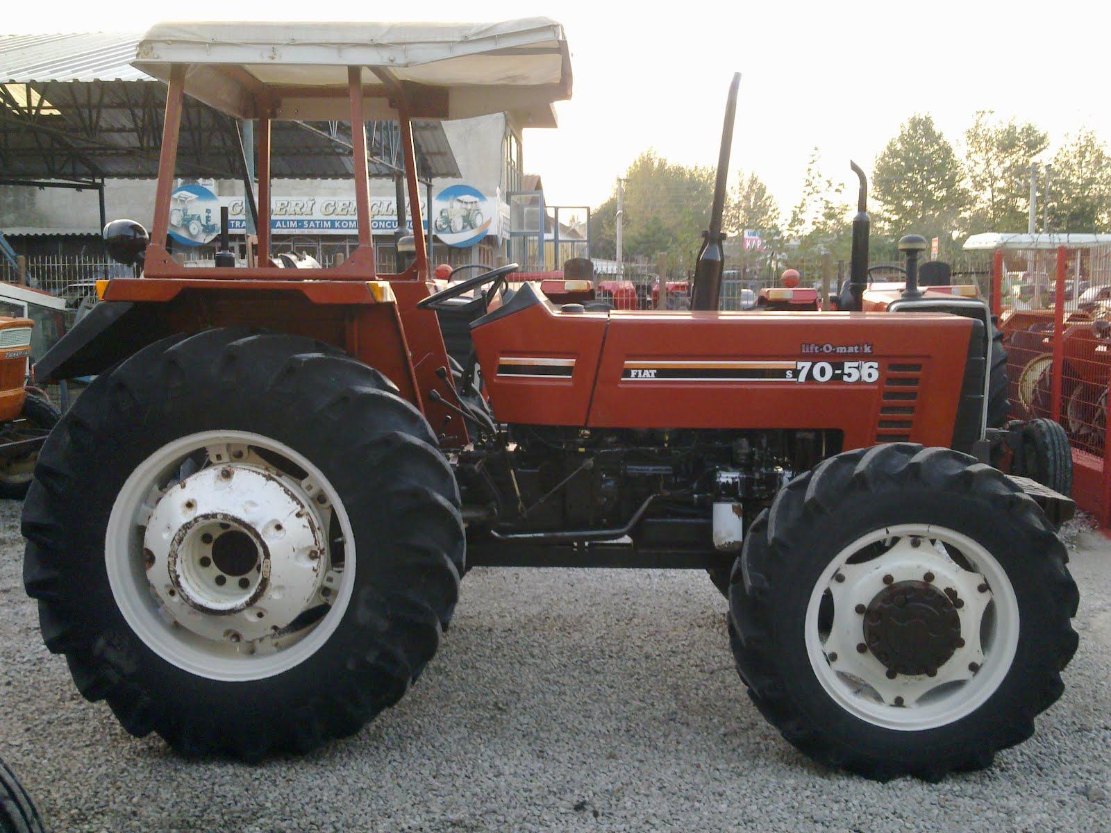 1997 model 70-56 s fİat dt Çİft Çeker traktÖr | balaban traktÖr