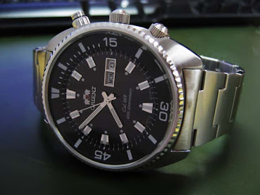 rm1200: Orient 40 anniversary limited 2000 unit!