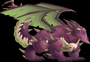 imagen  del dragon nirobi