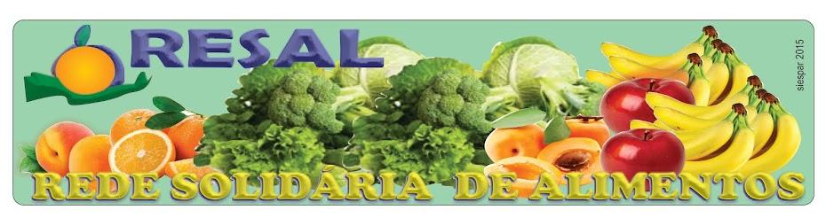 RESAL - Rede Solidária de Alimentos