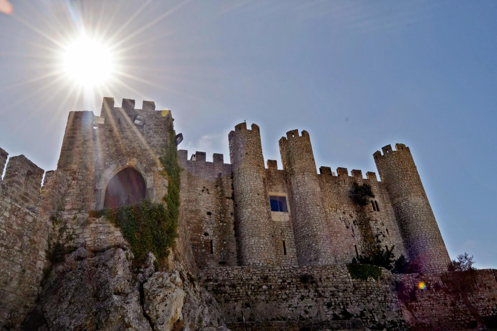 Castelo de Óbidos - Viviane Rodrigues