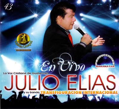 JULIO+ELIAS+43 Julio Elias   En Vivo   Vol. 43 (2012)