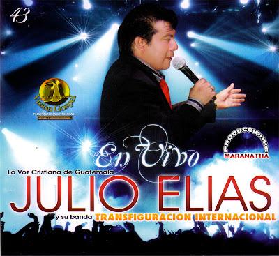 Julio Elias – En Vivo – Vol. 43 (2012)