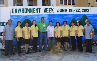 SP Member Liansing with DepEd School Administrators