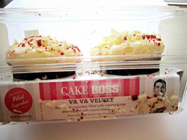 Cake Boss Red Velvet Cupcakes