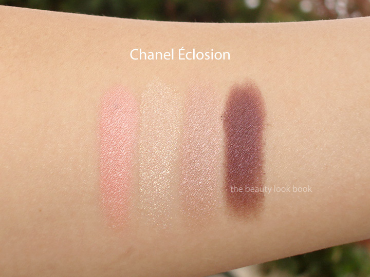 There is something familiar about Éclosion but I couldn't find a dupe ...