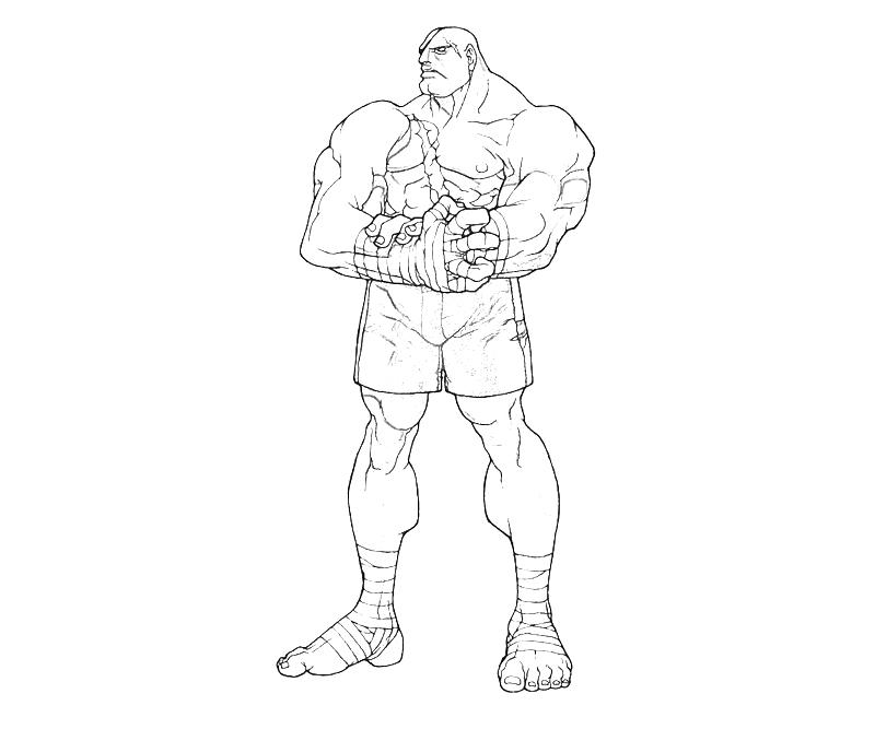 printable-street-fighter-sagat-character-coloring-pages