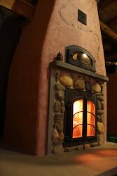 Michael Thronson Masonry Masonry Heater And Chimney Top Ripton Vt