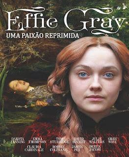 Effie Gray: Uma Paixão Reprimida - BDRip Dual Áudio