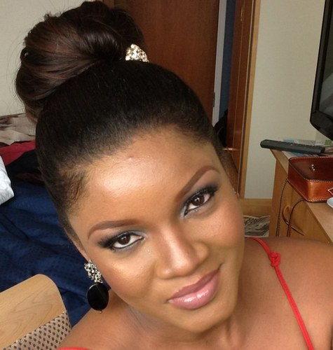 When Was Omotola Jalade Born