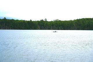 Lone Kayak