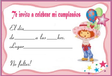 de invitación gratis, invitaciones de cumpleaños, tarjeta para
