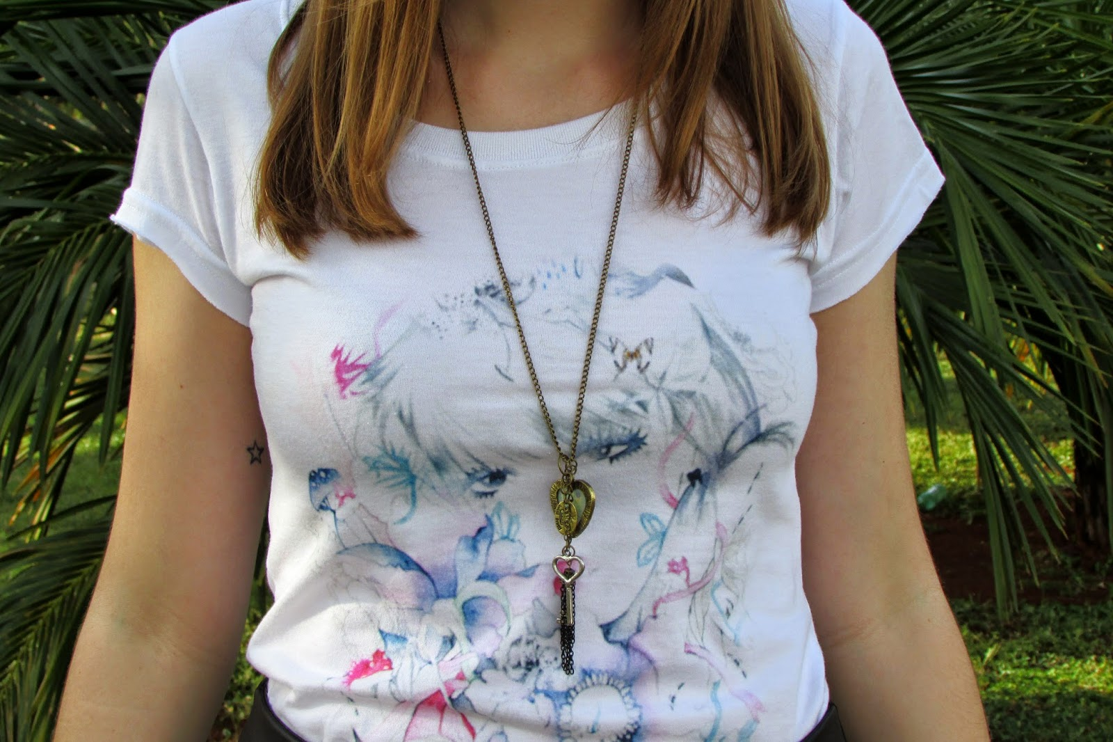 Look, T-shirt,  Atitude BIO