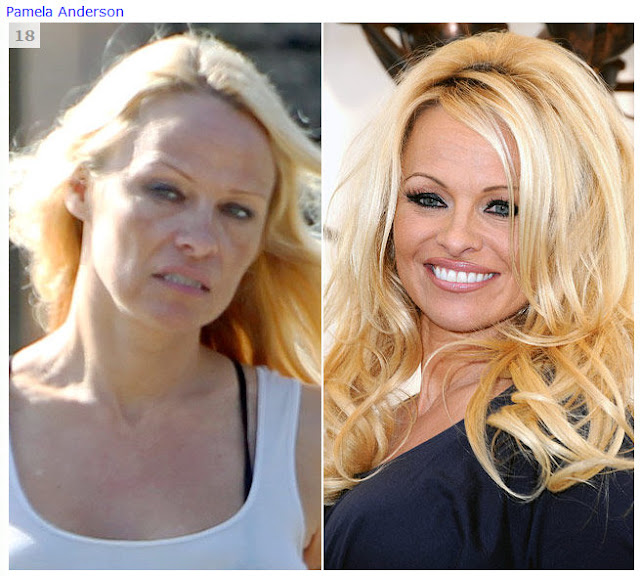 Chucks Fun Page 2: Female stars without their makeup - Stars Without Makeup