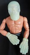 diy barbie blog: $1 skeleton mask & gloves