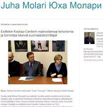 Jurnalişti finlandezi, denunţaţi că lucrează cu rebelii ceceni