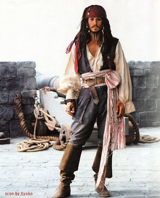 Рубашка пиратки своими руками