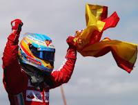 Fernando Alonso Menang Di GP Sepanyol 2013