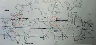 Misteri Laut Setan di Jepang
