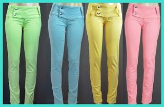 moda verão 2013 calça