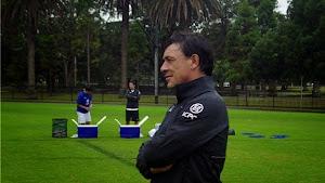 Daniel Hourcade, Head Coach de Los Pumas