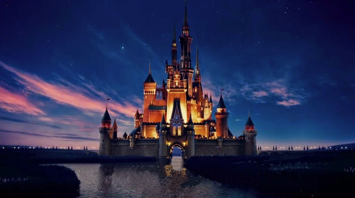 I'm a Disney baby
