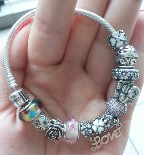 80 Soufeel Sterling Silver Charms Gift Certicate Giveaway The Pandora Bracelet Chain