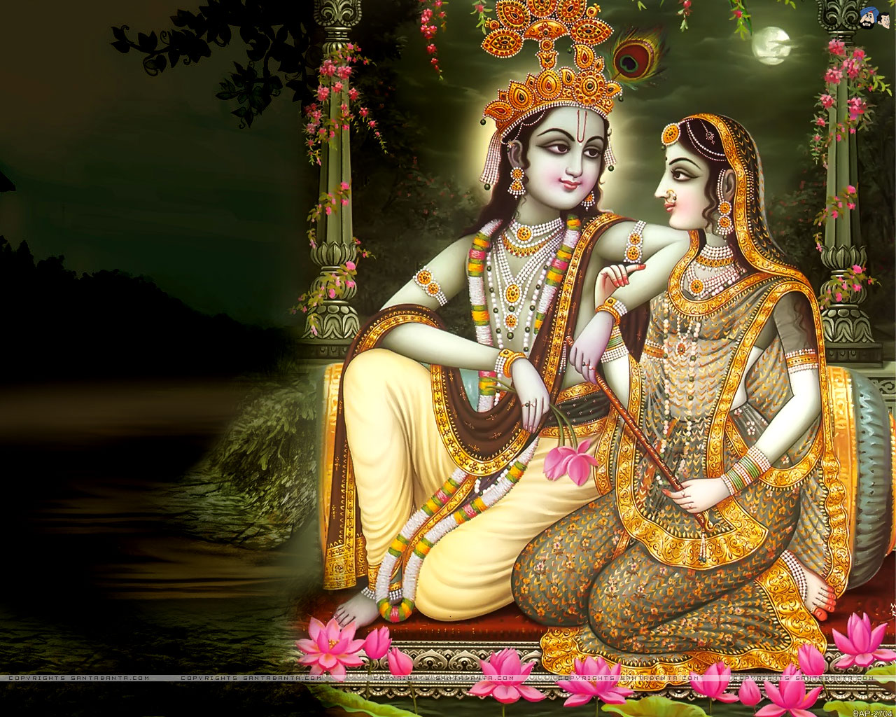 Radha Krishna Images in HD