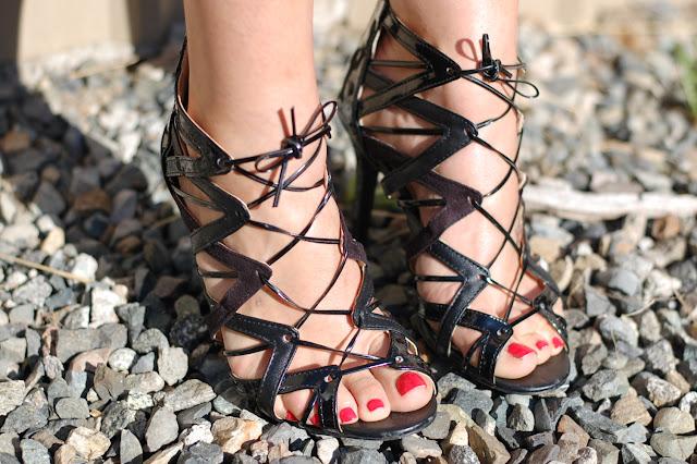 Prabal Gurung for Target cage heels.