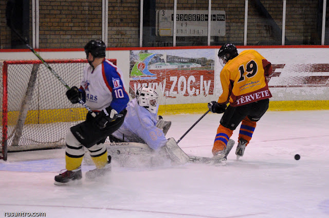 UHL United hockey league Tervete Unimars