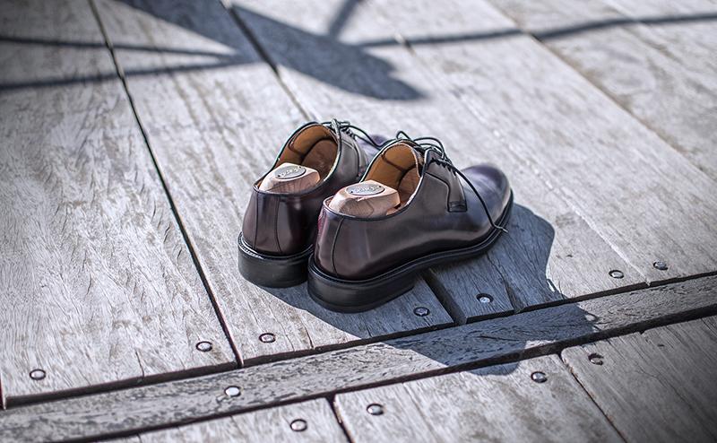 El Blucher de Asthon & Allen, ese zapato en tierra de nadie.