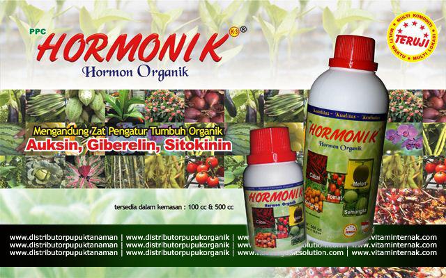 Hormon Pertumbuhan Organik - HORMONIK