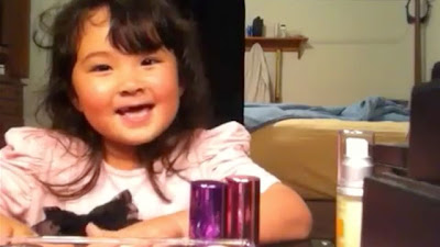 5+year+old+makeup+star Online Makeup Sensation is 5 Years Old!