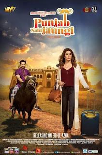 Punjab Nahi Jaungi (2017) Urdu Movie HDTVRip | 720p | 480p