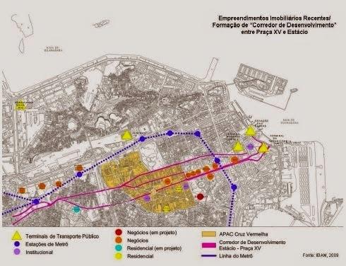 Patrimônio, Moradia e Dinâmica Imobiliária na Área Central do Rio de Janeiro: