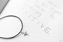positivity bracelet.