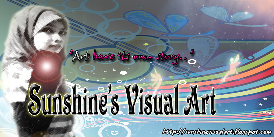 -Sunshine's Visual Art-