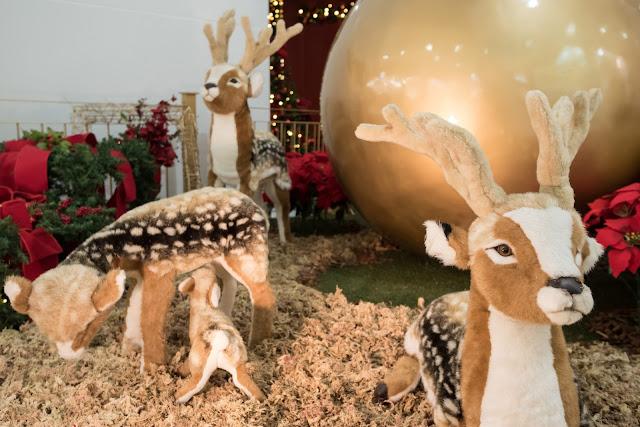 """Natal do Taguatinga Shopping - """"I love Christmas"""""""
