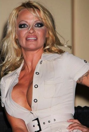 Pamela Anderson Now Obama Now News:...