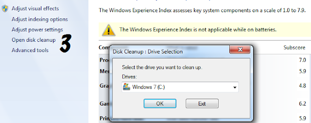 New way to get Disk clean up in Windows - Windows Quick Tips