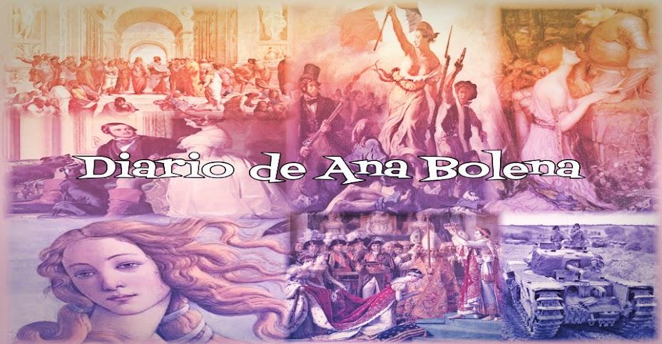 El diario de Ana Bolena