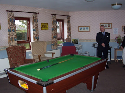 Leisure activities at Audley Court