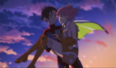 Anime ecchi namun ada atmosfir romantisnya - Punch Line