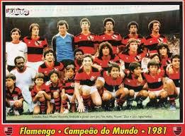 Flamengo - Mundial 1981