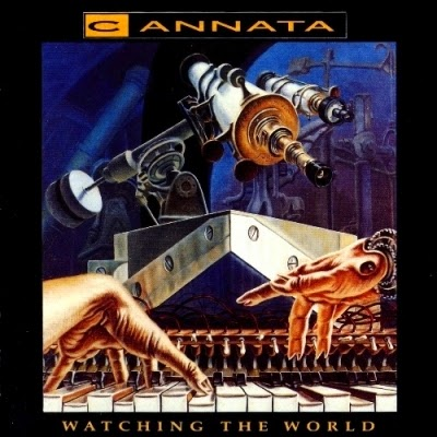 Cannata Watching the world 1993 aor melodic rock music blogspot albums bands