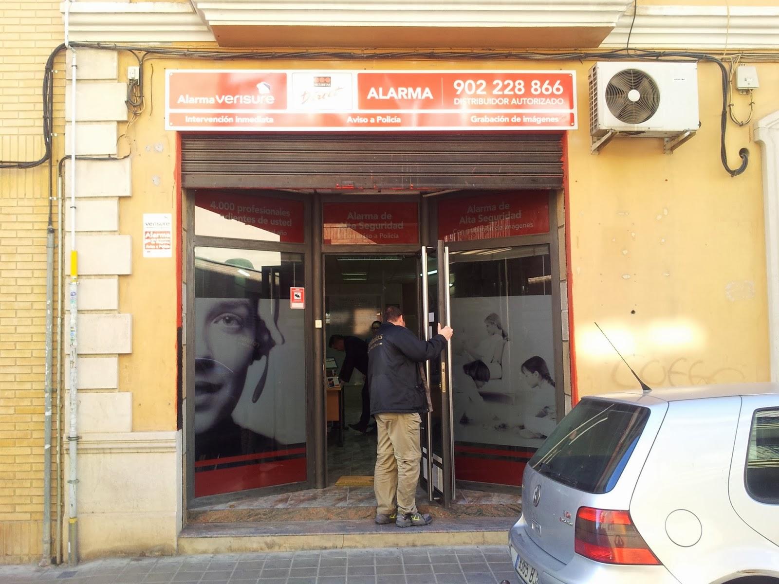 Carteles valencia 961512403 cartel securitas direct manises - Oficinas securitas direct ...