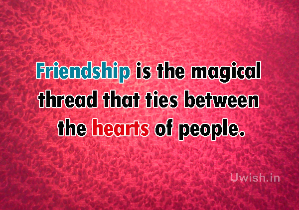 Quotes on Friendship e greeting cards and wishes