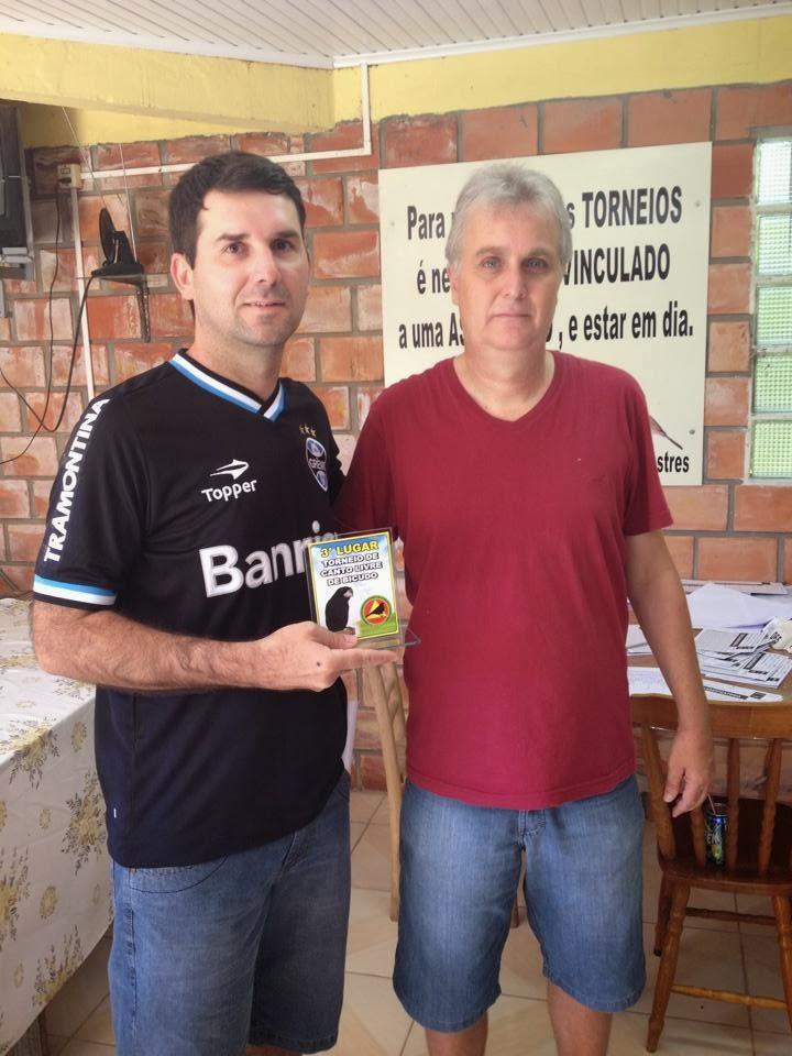 19/01/2014 - TERCEIRO LUGAR - CANTO LIVRE - 1.07 - ACPS