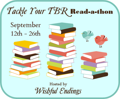 Tackle Your TBR Read-a-thon