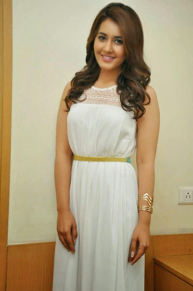 Rashi Khanna Jil Movie Success Meet Photos